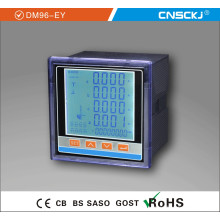 LCD Multi-Functional Digital Panel Meter (DM96-EY)